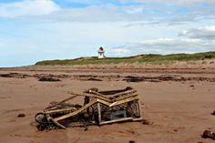 PEI National Park ~ blog post with several photos from different areas of the park.