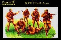 FANTASSINS ARMÉE FRANÇAISE 1939/1940   1/72
