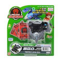 #TurningMecard #Kingjaws #Black Ver #Transformer #Robot #Korea TV Animation Car #Toy