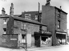 Little Woodhouse Street nos. Leeds England, Leeds City, Industrial Architecture, West Yorkshire, Back In Time, House In The Woods, Vintage Photography, Cool Pictures, Display