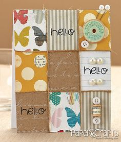 fabulously fun card by Teri Anderson