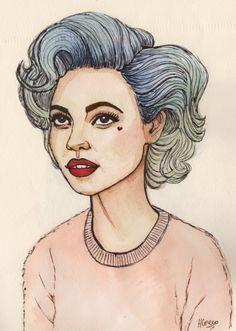Marina and the Diamonds Helen Green
