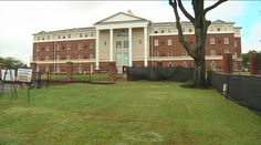 Miles College, located in Fairfield, Alabama. Established in 1898.