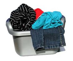 How to remove mildew smell from laundry- not hard, but I always forget how!