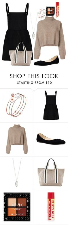 """""""By and By"""" by i-dont-want-to-go ❤ liked on Polyvore featuring Rejina Pyo, Nine West, Napier and Heidi Klein"""