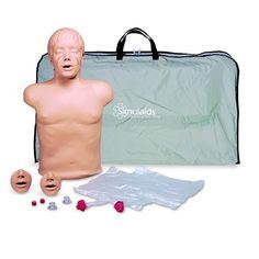 MANIQUI TORSO ADULTO CPR BRAD PP02801U