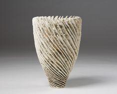 Vase designed by Barbro Åberg, — Modernity