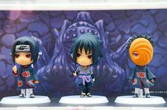 Chara Hobby 2012 - Naruto figures