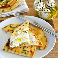 Easiest Soft Flatbread (yeast free) - this is the most effortless flatbread recipe that makes a soft, pliable bread cooked on the stove!
