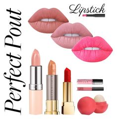 """""""Untitled #6"""" by ashtoflame ❤ liked on Polyvore featuring beauty, Lime Crime, Urban Decay, Yves Saint Laurent, Le Métier de Beauté, Eos, NARS Cosmetics and summerlipstick"""