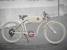 MORE STRIKING VINTAGE-LOOK E-BIKES – Electric Bike Action
