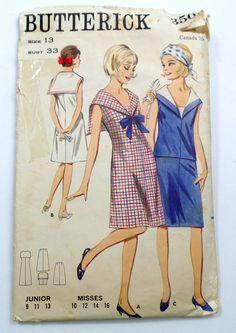 He encontrado este interesante anuncio de Etsy en https://www.etsy.com/es/listing/191176102/butterick-3501-vintage-sewing-pattern