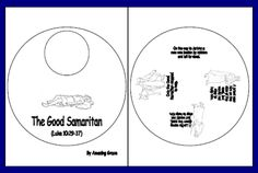 Sunday School Crafts for The Good Samaritan - Bible Crafts and ...