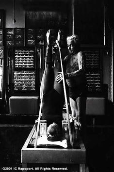 Joseph Pilates Photos | Studio Furnishings | Store | Balanced Body