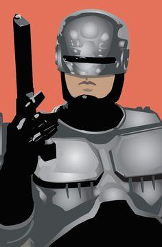 RoboCop - Andrew Herman