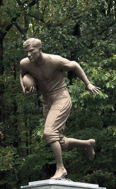 Resting place of Jim Thorpe