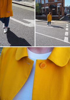 Double Yellow // This is Full Colour
