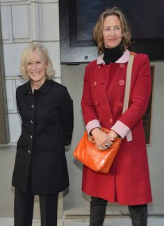 Glenn Close & Janet McTeer