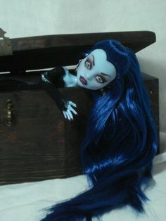 customizing monster high dolls monster high - custom draculaura  <3