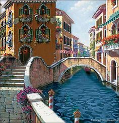 images of christmas scenes in italy | This image is a representation of our painted backdrop. Actual photo ...