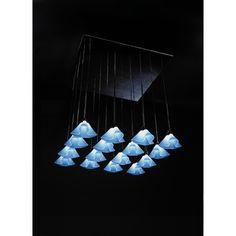 QisDesign Coral Led Ceiling Light | AllModern