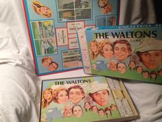 The Waltons board game by Milton by TheZenSquirrel