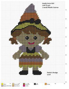 Halloween Canvas, Halloween Beads, Halloween Patterns, Halloween Projects, Plastic Canvas Books, Plastic Canvas Stitches, Plastic Canvas Crafts, Plastic Canvas Patterns, Bargello Needlepoint
