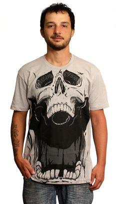Limited Edition - Agent Skully Shirt By Jimiyo