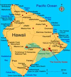 Big Island of Hawaii. So many awesome things to do. Just make sure you stay at one of the Country Goose properties when you visit Volcano to feel right at home. We have been doing this for years and hope to be able to continue for many more.