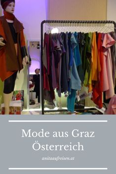 Wardrobe Rack, Inspiration, Home Decor, Pictures, Fashion Styles, Graz, Travel Advice, Destinations, Kunst