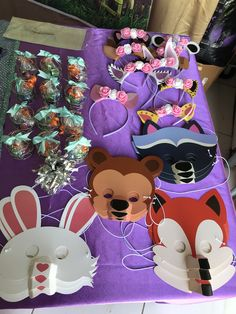 Girls Birthday Party Themes, Birthday Favors, 8th Birthday, Birthday Parties, Bambi, Minnie Mouse, Disney Characters, Children, Birthday Cake