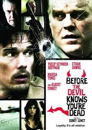 Before the Devil Knows You´re Dead. Sidney Lumet