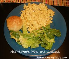 Homemade Mac and Cheese Recipe #Kids #Lunch #Recipe