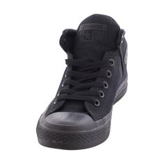 Converse - Men's High Street Mid Sneakers - Black