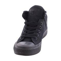 Converse - Men's High Street Mid Sneakers - Black