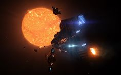 Elite: Dangerous sera compatible avec le HTC Vive - http://www.frandroid.com/android/applications/jeux-android-applications/311661_elite-dangerous-sera-compatible-htc-vive  #Jeux, #Réalitévirtuelle