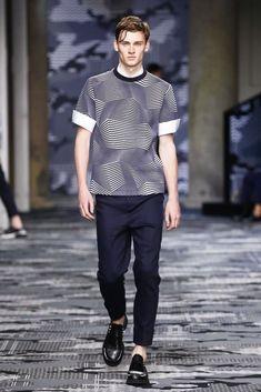 Neil Barrett Spring/Summer 2016 Menswear Collection   Milan Fashion Week