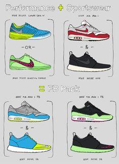 9cd73b389a55 Nike Sportswear FB Pack Color - David Whetstone Design