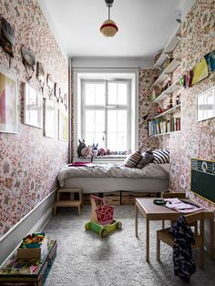Small Room Layouts, Bedroom Layouts, Small Room Bedroom, Girls Bedroom, Room Ideas Bedroom, Cool Kids Bedrooms, Creative Kids Rooms, Teen Girl Rooms, Little Girl Rooms
