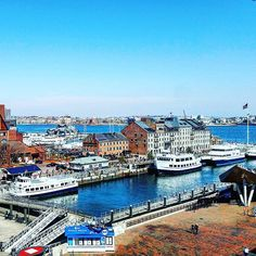 Summer is coming! Can't wait to get back out on the water blush #ignewengland #igboston #igersnewengland #igersboston #scenesofnewengland #scenesofma #boston #beautiful #sunny #amazing #atlanticocean #longwharf #bostonUSA #travel #traveler #wanderlust #wanderlusting #igmassachusetts #bostondotcom #ocean - By Instagramer @freelancer2