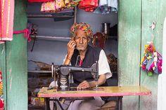 Everyday life in India, ph. Luca Serradura www.lucaserradura.com, via Flickr