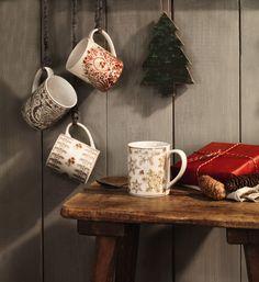 Κούπες WinterRomantik της Hutschenreuther | Παρουσίαση Δείτε όλη τη σειρά στο http://www.parousiasi.gr/?s=WinterRomantik&submit.x=0&submit.y=0&post_type=product