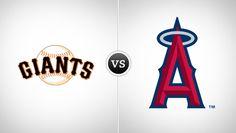 San Francisco Giants vs. Los Angeles Angels of Anaheim @ Angel Stadium of Anaheim (Anaheim, CA)