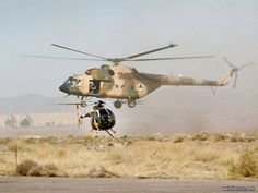 Afghan air force developing its capabilities