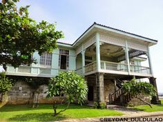 Casa Lubao Philippine Houses, Mansions, House Styles, Home Decor, Philippines, Houses, Decoration Home, Manor Houses, Room Decor