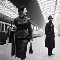 Black and White Photos of Women