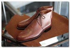 Bespoke Boots made by Takeshi Hanaya Suede Shoes, Men's Shoes, Shoe Boots, Preppy Men, Bespoke, Casual Shoes, Deconstruction, Leather, Japanese