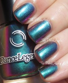 The PolishAholic: Dance Legend Chameleon Collection Swatches