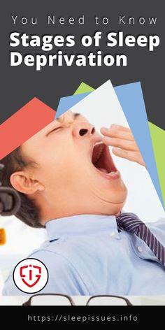 What are the stages of sleep deprivation? We know that there are four stages of sleep deprivation: Non-REM (NREM) sleep stages 3 and REM sleep. Sleep Help, Good Night Sleep, Sleep Importance, Sleep Better Tips, Stages Of Sleep, Sleep Paralysis, Natural Sleep Remedies, Sleep Issues, Health