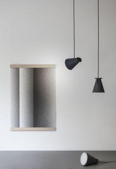 Bollard Lamp in Black design by Menu